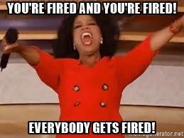 oprah fired